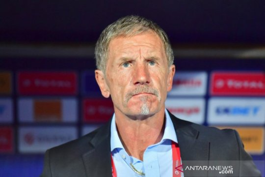 Stuart Baxter mundur dari pelatih Afsel