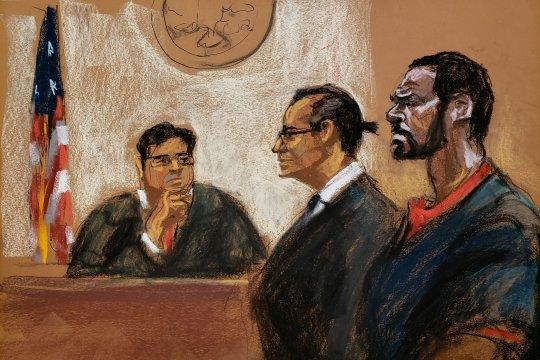R. Kelly menyatakan tidak bersalah atas tuduhan kejahatan seksual