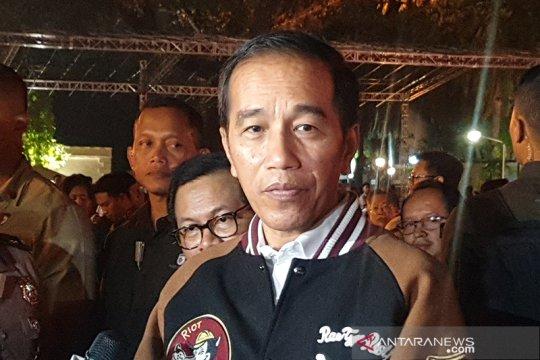 Jokowi arahkan petugas cepat tanggulangi dampak gempa Banten