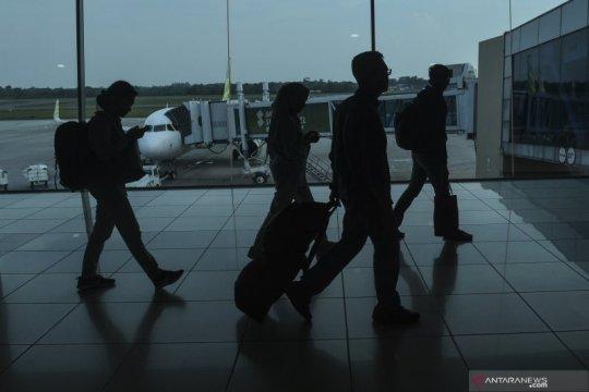 """Kabut asap menebal di Bandara Palembang, sejumlah penerbangan """"delay"""""""