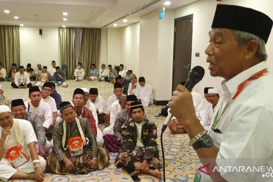Busyro Muqoddas ingin bawakan kebahagiaan bagi jamaah Indonesia