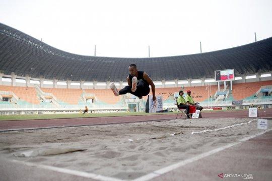 Kejurnas Atletik 2019: Final nomor lompat jauh senior putra