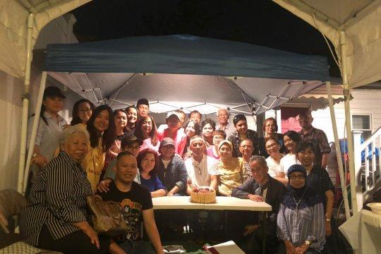 Relawan Jokowi di AS dirikan Indonesian House of New York