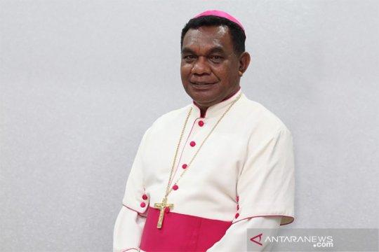 Ketua KWI pimpin Misa Arwah Mgr John Saklil
