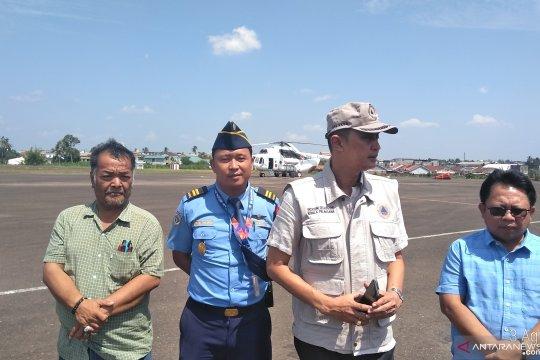 BNPB bantu BPBD Jambi dua unit helikopter