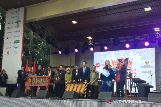 1.000 peserta hadiri Festival Indonesia di Moskow, Kopi Gayo diminati