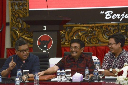 Berita politik perhatian kemarin, Kongres PDIP hingga Pasha Ungu