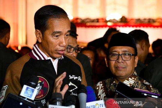 Presiden tanggapi gempa Banten