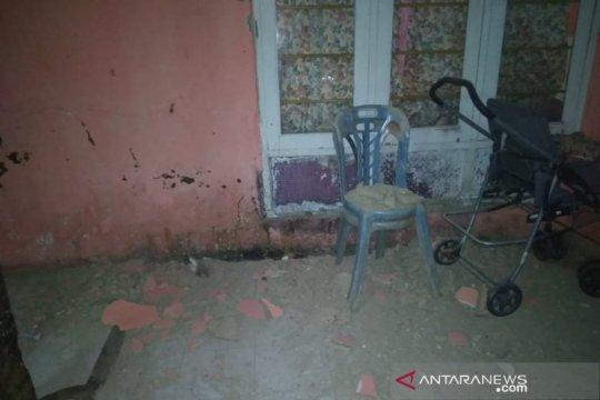 Lima unit rumah di Saketi Pandeglang rusak akibat gempa