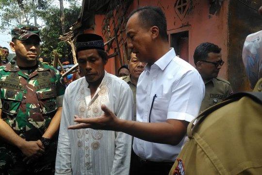 Mensos akan beri santunan korban gempa Banten