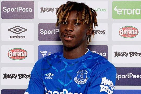 Everton terkejut Moise Kean langgar aturan karantina wilayah