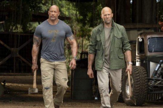 """Rajai box office, """"Hobbs & Shaw"""" raih 60 juta dolar"""