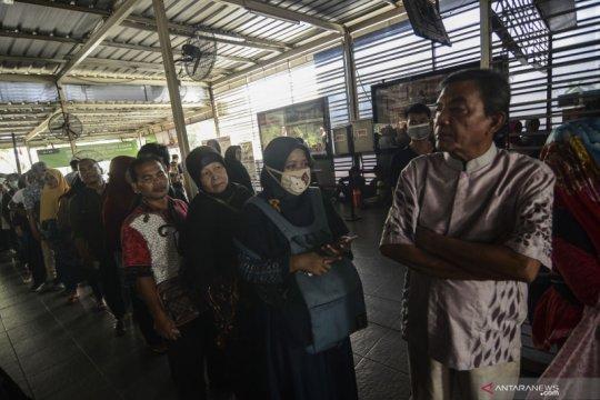 PT KCI: Maaf layanan menuju Stasiun Manggarai terganggu akibat tawuran