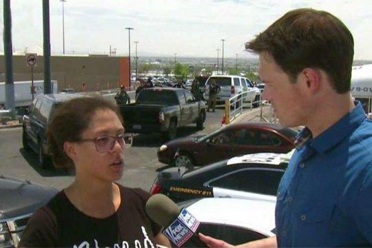 Orang Mexico terima peluru yang mengarah ke istrinya di El Paso