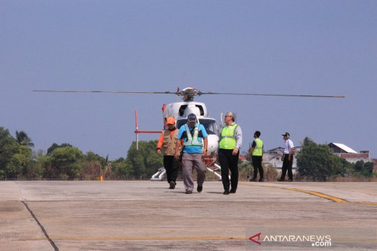 BNPB siap tambah helikopter atasi karhutla Kalteng