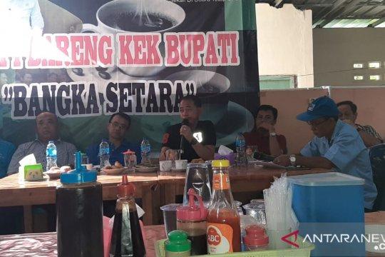 Bupati Bangka ajak organisasi masyarakat bersinergi bangun daerah