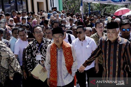 Din Syamsudin apresiasi dukungan ACT kepada PMI Dea Malela