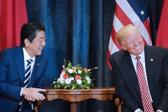 Jepang-AS targetkan kesepakatan dagang bilateral luas pada September