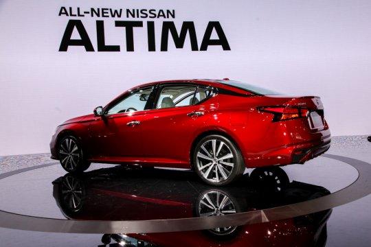 Suspensi bisa terlepas, Nissan tanggung perbaikan 200ribu sedan Altima