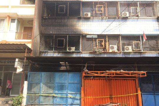 Kebakaran di Penjaringan,  Jakarta Utara, empat orang meninggal