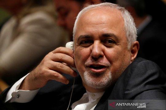 Menlu Iran pertanyakan koalisi untuk 'resolusi damai' milik AS