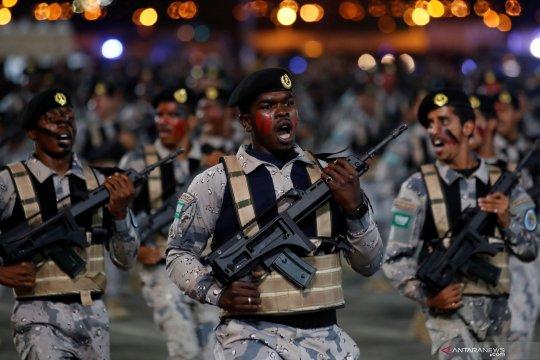Arab Saudi akan investasikan Rp281 T di industri militer