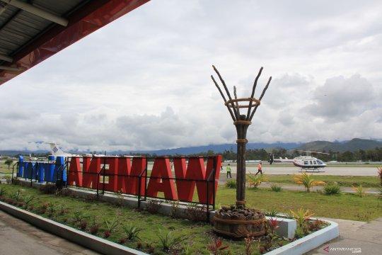 Kemenhub pastikan Bandara Wamena tetap beroperasi terkait unjuk rasa