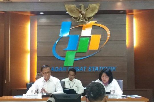BPS: Pertumbuhan ekonomi kuartal II capai 5,05 persen
