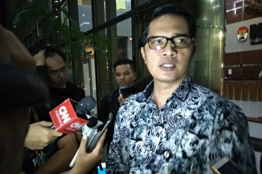 KPK menanggapi pernyataan PT INTI soal tersangka Taswin Nur
