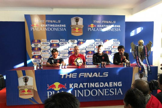 PSM siap ladeni Persija di final Piala Indonesia