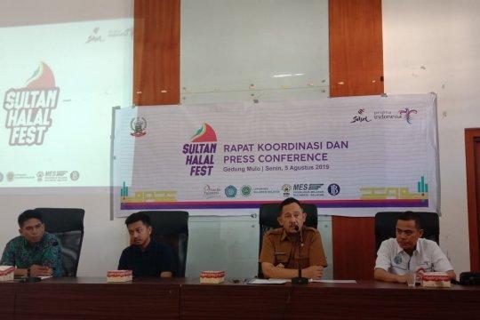 Sultan Halal Festival Sulsel target wisman Malaysia-Singapura