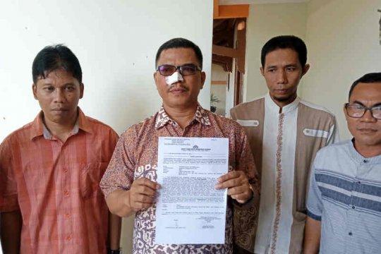 Seorang guru di Indramayu dianiaya wartawan gadungan