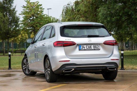 Mercedes-Benz B-Class generasi ketiga lebih ramah keluarga?
