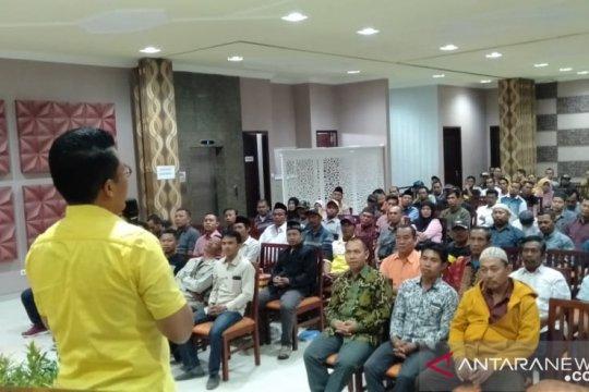Misbakhun ajak relawan-konsituennya  sukseskan program Jokowi