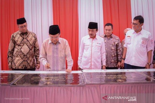 Pembangunan sekolah ramah gempa dan masjid di NTB bentuk komitmen PMI