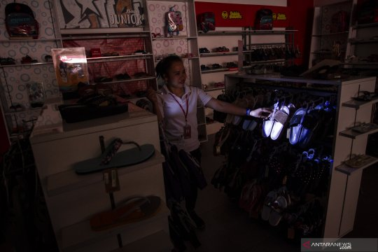 Pemadaman listrik bergilir di Jakarta