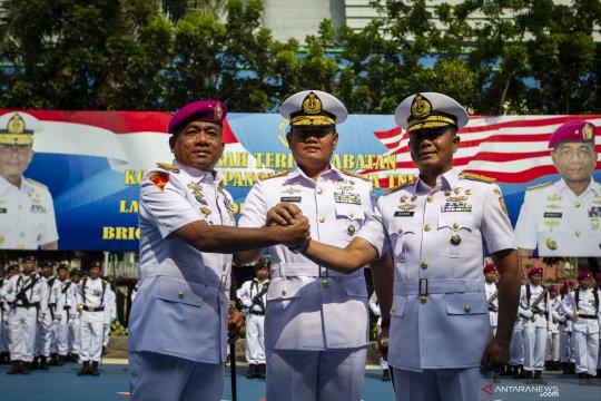 Sertijab Danlantamal  III Jakarta