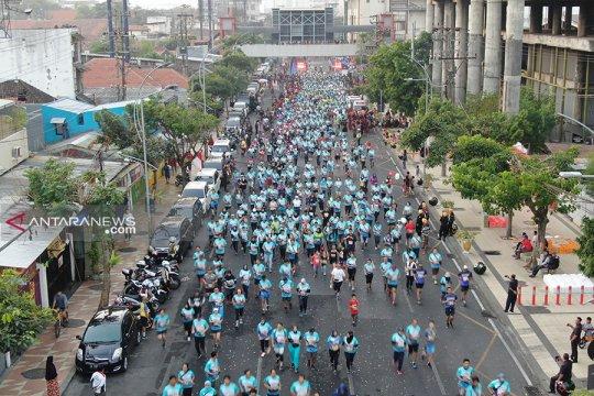 Pemkot evaluasi Surabaya Marathon 2019 dua pelari meninggal