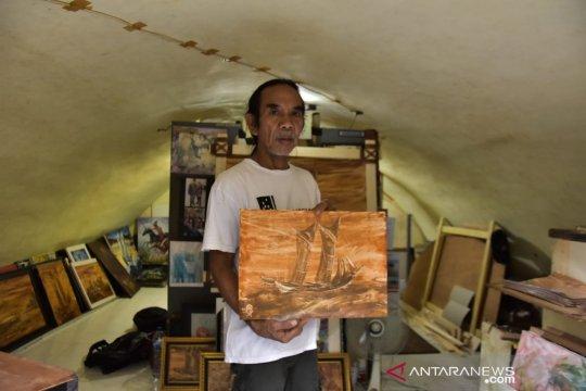 Zainal Beta, pelopor pelukis tanah liat yang jaga nasionalisme