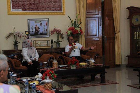 Staf Ahli Menteri PUPR tinjau lokasi gempa pastikan kebutuhan bantuan