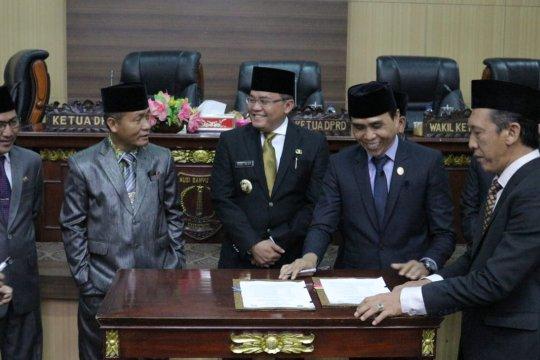 Pemkab-DPRD sepakati APBD-P Kabupaten Musi Banyuasin Rp4,1 triliun