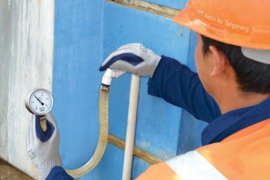 Aetra beroperasi gunakan genset akibat listrik padam