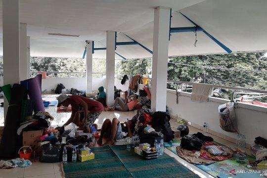 180 Jiwa korban kebakaran Pulo Gundul mengungsi