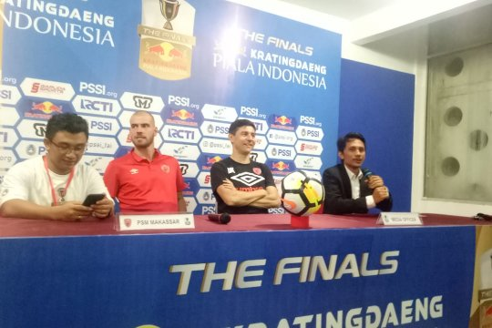 Darije bangga bawa PSM juara setelah menunggu 19 tahun