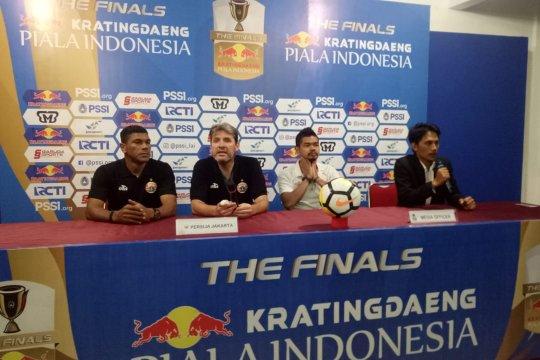 Persija berikan selamat untuk PSM Makassar