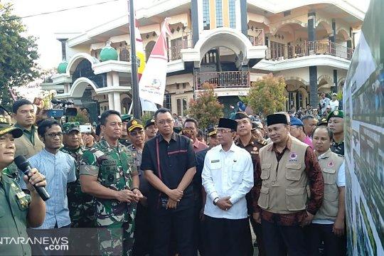 Gubernur NTB serahkan 60.299 rumah tahan gempa