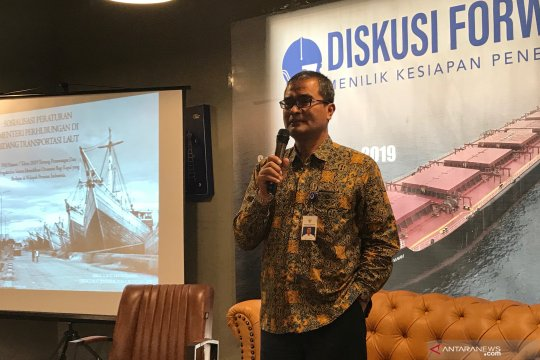 Dirjen: Penerapan AIS kapal agar laut tak seperti hutan belantara