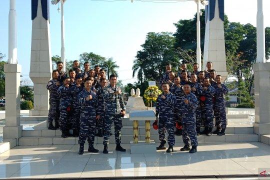 Perjuangan Pahlawan Hasan Basry diteladani prajurit TNI AL