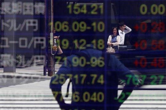 Saham Tokyo datar di tengah kekhawatiran prospek ekonomi global