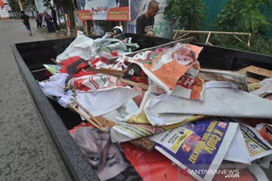Bawaslu: Pelanggaran APK pemilu 2019 di Palu lebih parah dari 2014